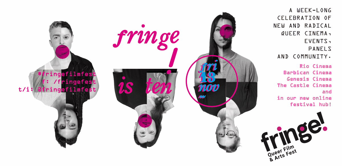 Fringe! 2020 Hub : Friday Night Pass tickets