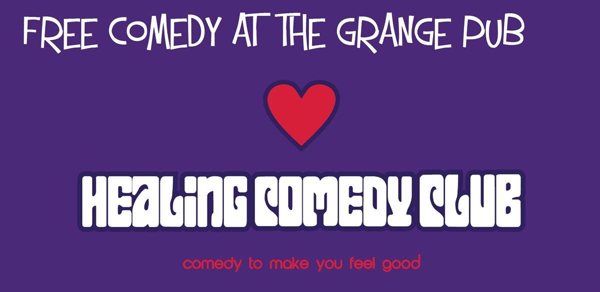 Healing Comedy Club at the Grange Pub Ealing tickets