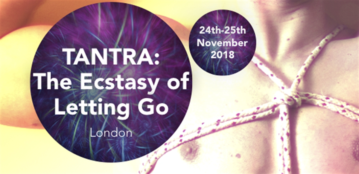 Tantra: The Ecstasy of Letting Go tickets
