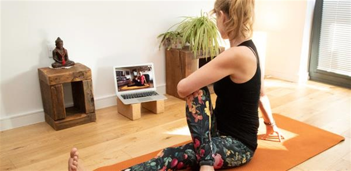 ONLINE PRIVATE YOGA/PILATES  tickets