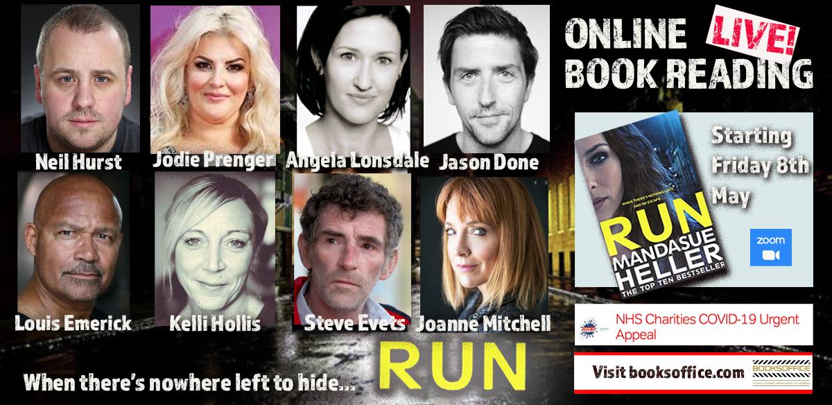 Run by Mandasue Heller with Jason Done, Angela Lonsdale,  Jodie Prenger, Neil Hurst, Joanne Mitchell tickets