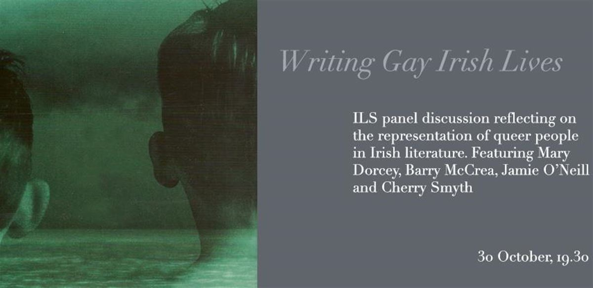 Writing Gay Irish Lives tickets