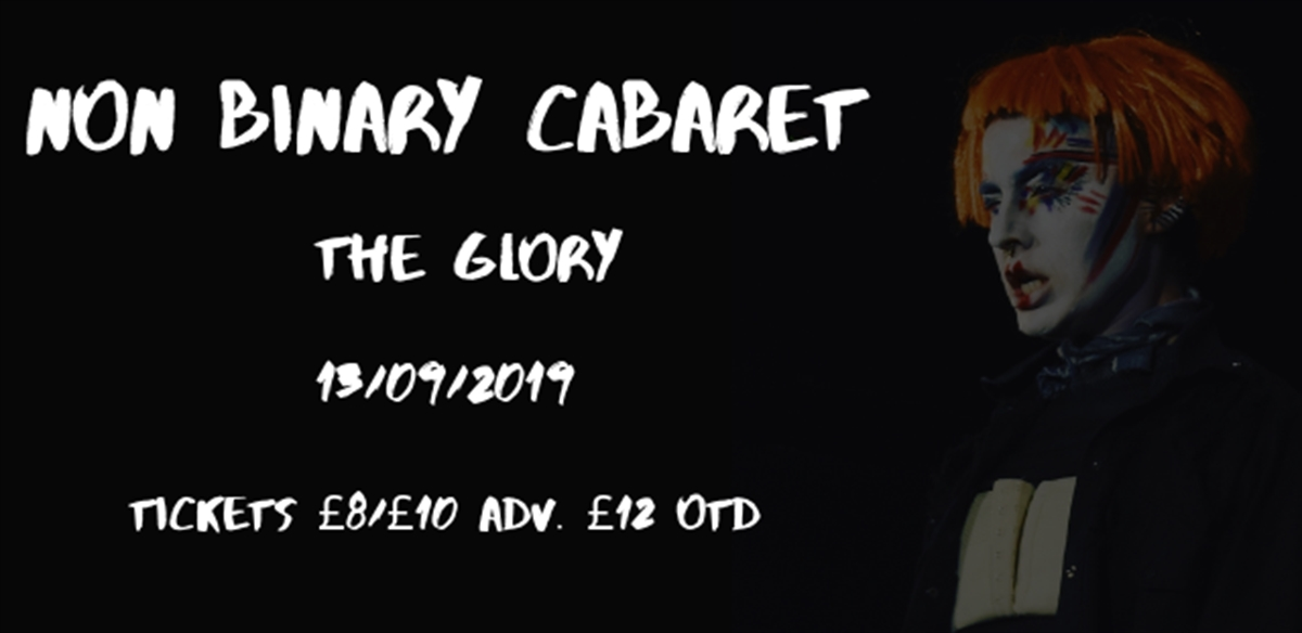 Non Binary Cabaret - Autumnal Glow tickets