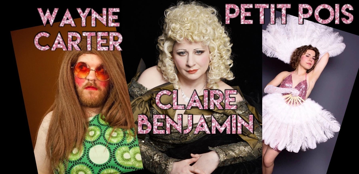 Claire Benjamin's Valentine's Hangover Cure tickets