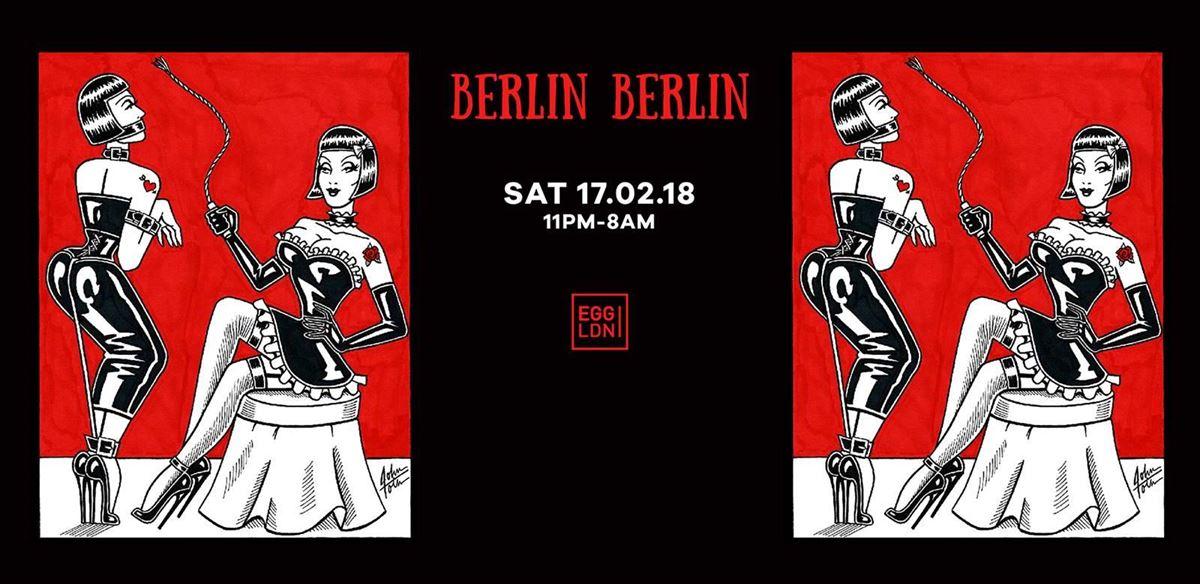 Berlin Berlin: feat. Berlin All Stars, Sisyphos