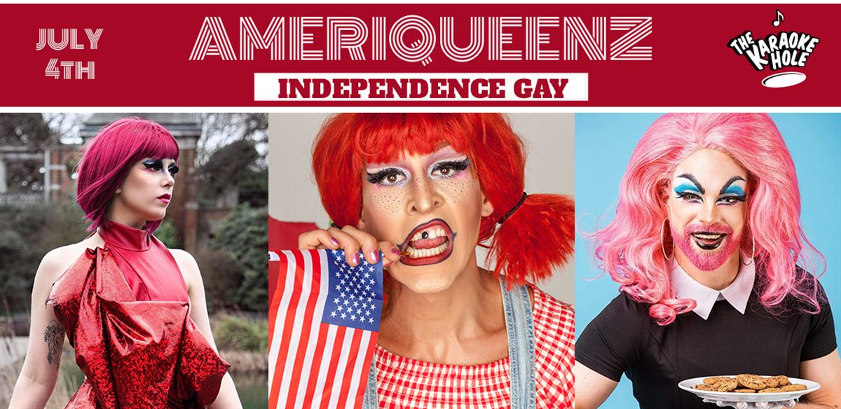 Ameriqueenz: Independence Gay at The K Hole tickets