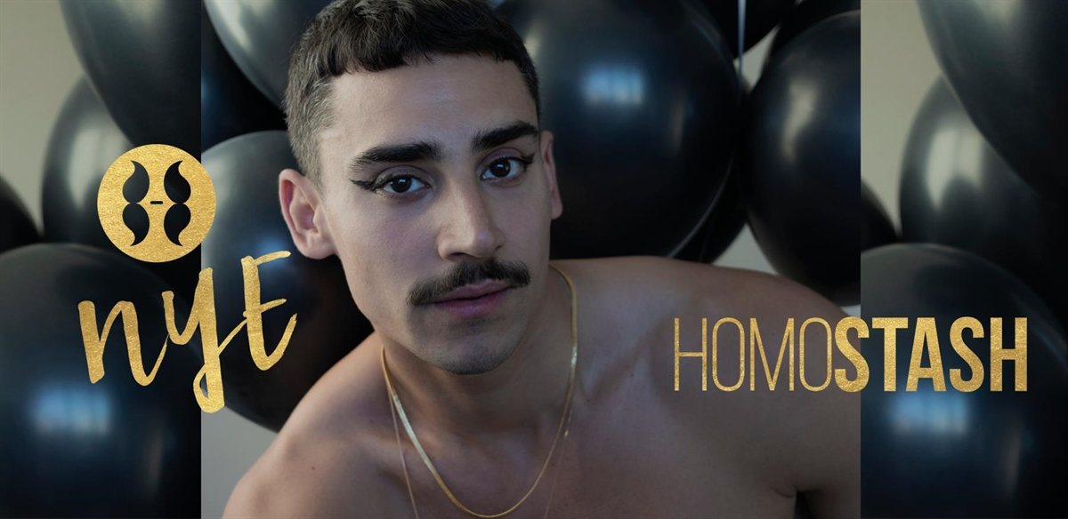 HOMOSTASH NYE - ALL STARS edition tickets