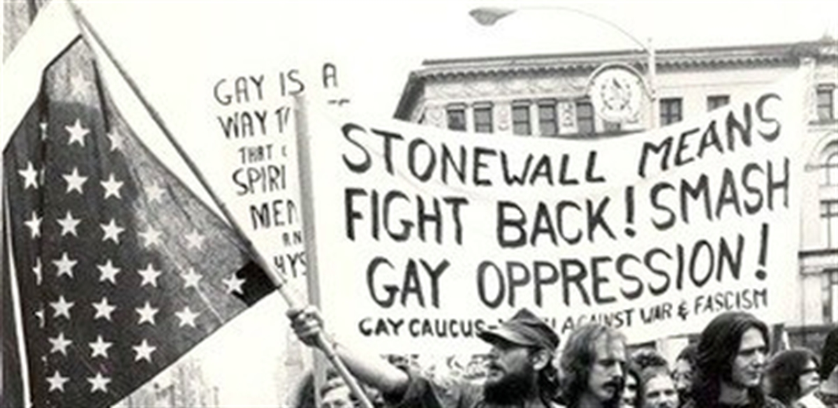Gay Liberation Front tour of Soho - Celebrating Stonewall at 50 tickets