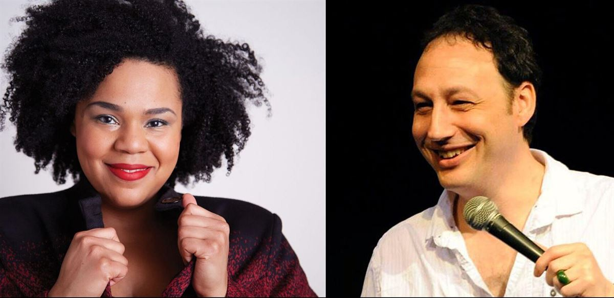 Laugh Train Home ft. Desiree Burch & Carey Marx (Work in Progress)