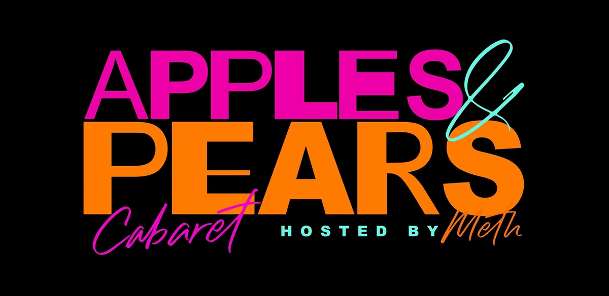 Apples and Pears Christmas Cabaret tickets