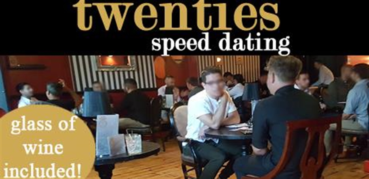 Over 60s speed dating