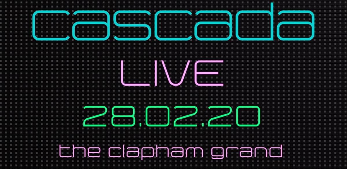Cascada - Live at The Clapham Grand tickets
