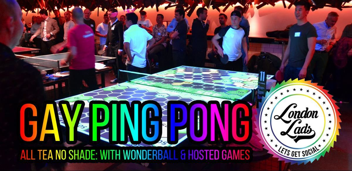 Exclusive Deal: Gay Ping Pong