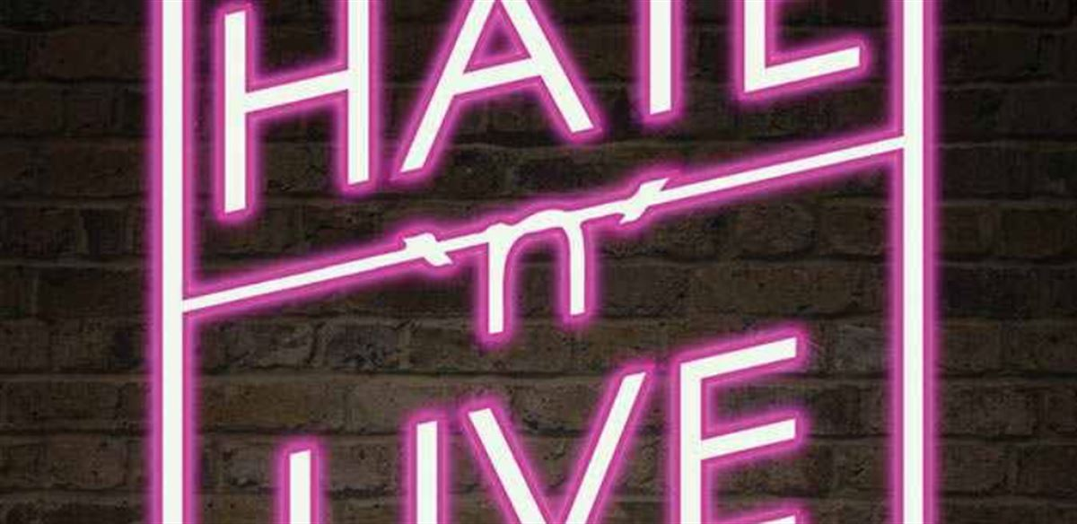 HATE N LIVE - ANTI VALENTINES SPECIAL FT. PHIL KAY tickets