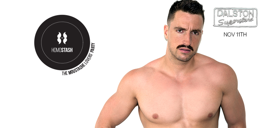 HOMOSTASH - Movember 2.0 tickets