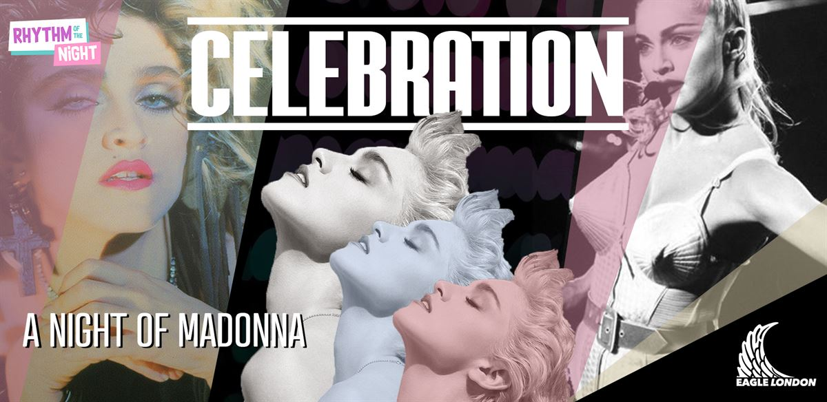Celebration: A Night of Madonna tickets