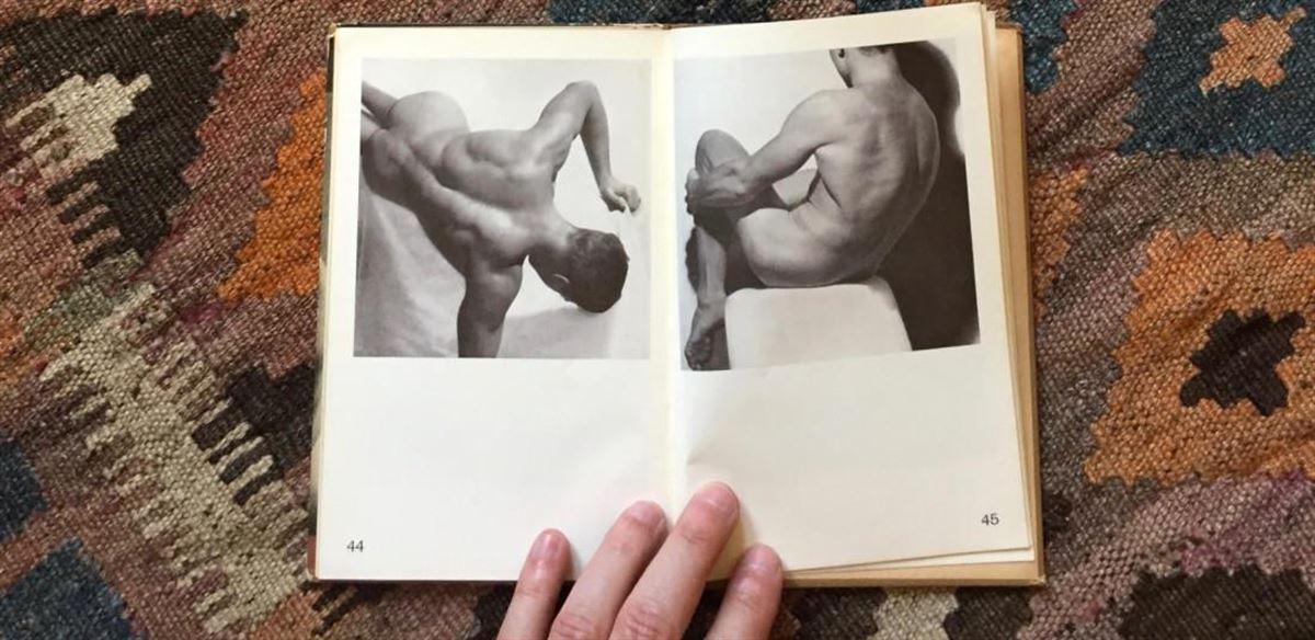 Naked Boys Reading: Cruising Adrian's Archive