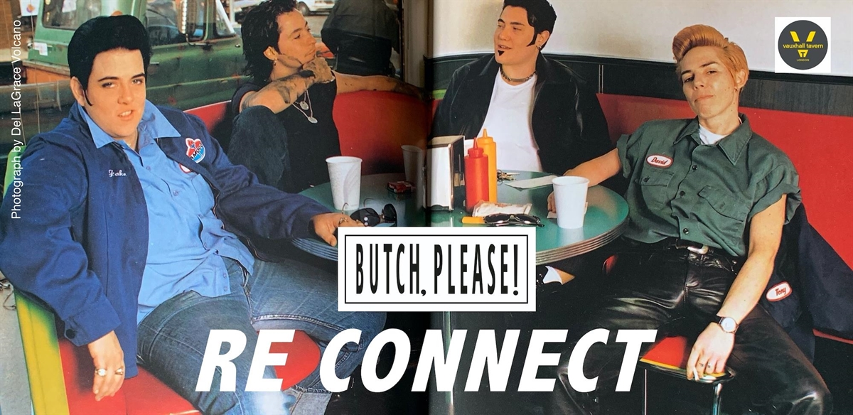 Butch, Please! RE CONNECT  tickets
