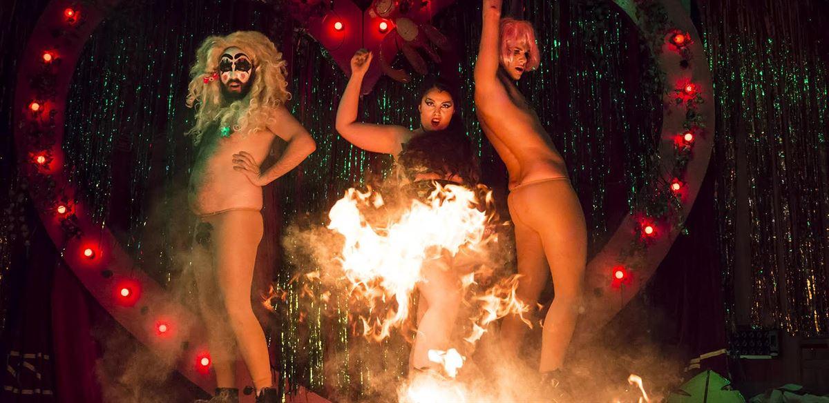 Mariah & Friendz: LONG, HOT, WET SUMMER tickets