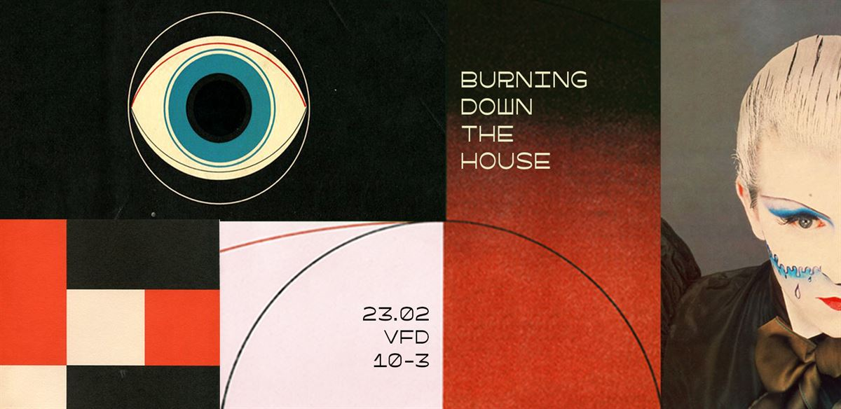 Burning Down The House tickets