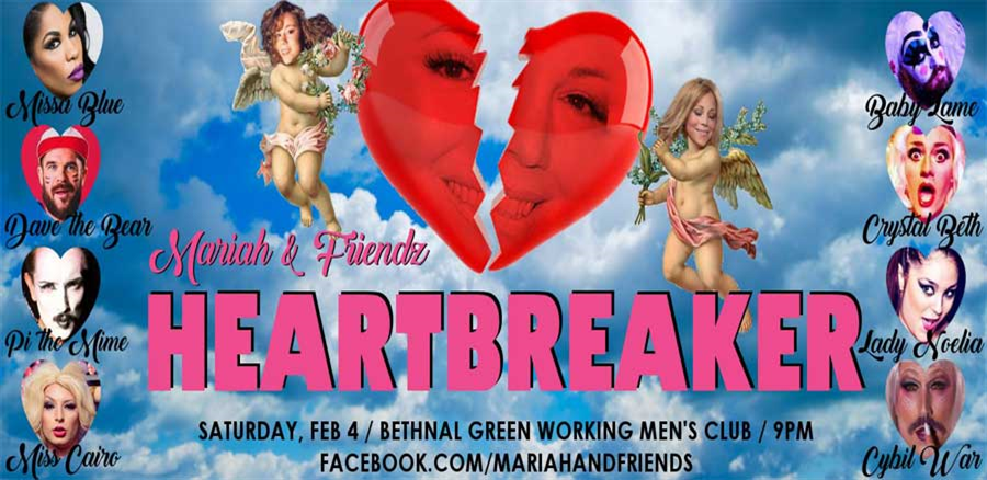 Mariah & Friendz: Heartbreaker! tickets