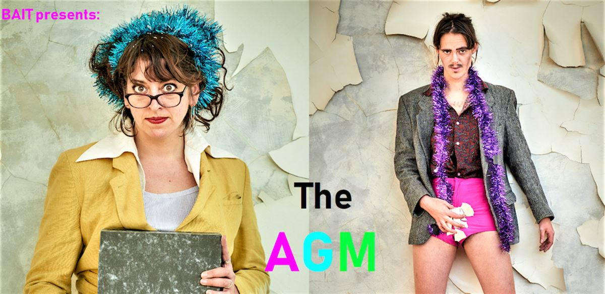 The Office Party (for those without an office): The A.G.M tickets