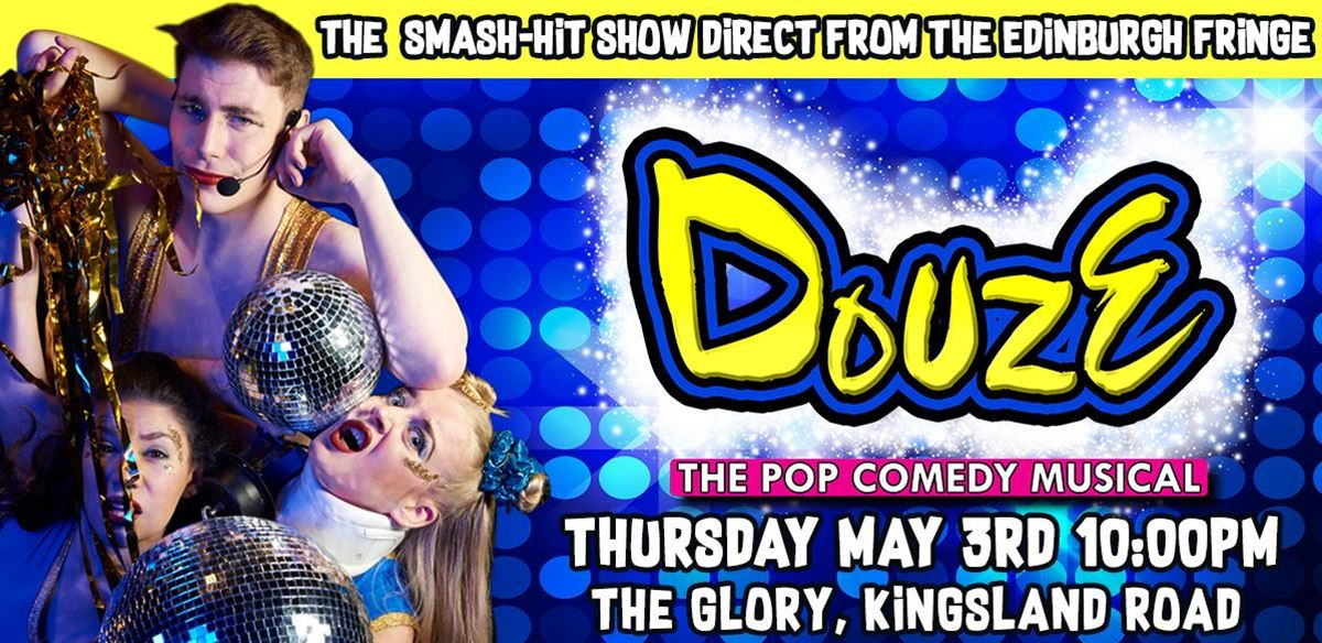 DOUZE: The Eurovision Pop Comedy Musical! tickets