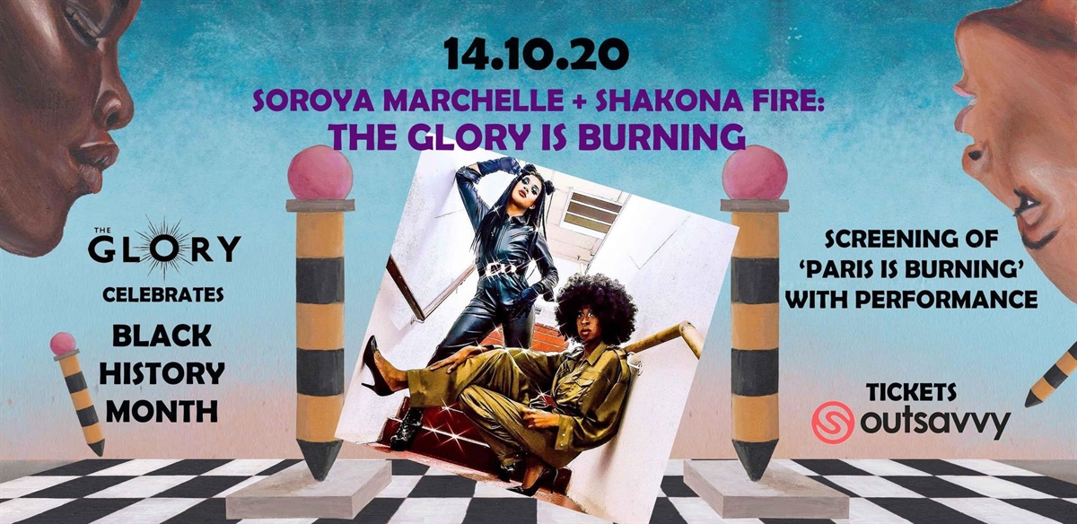 'Paris is Burning' Screening with Soroya Marchelle & Shakona Fire tickets
