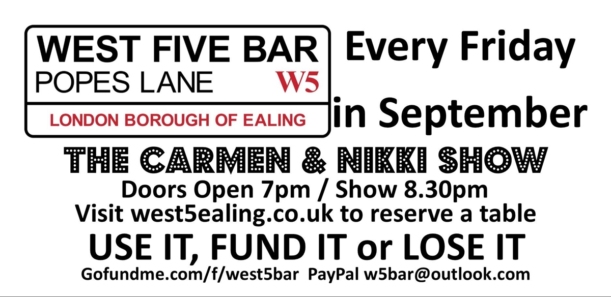 The Carmen & Nikki Show tickets