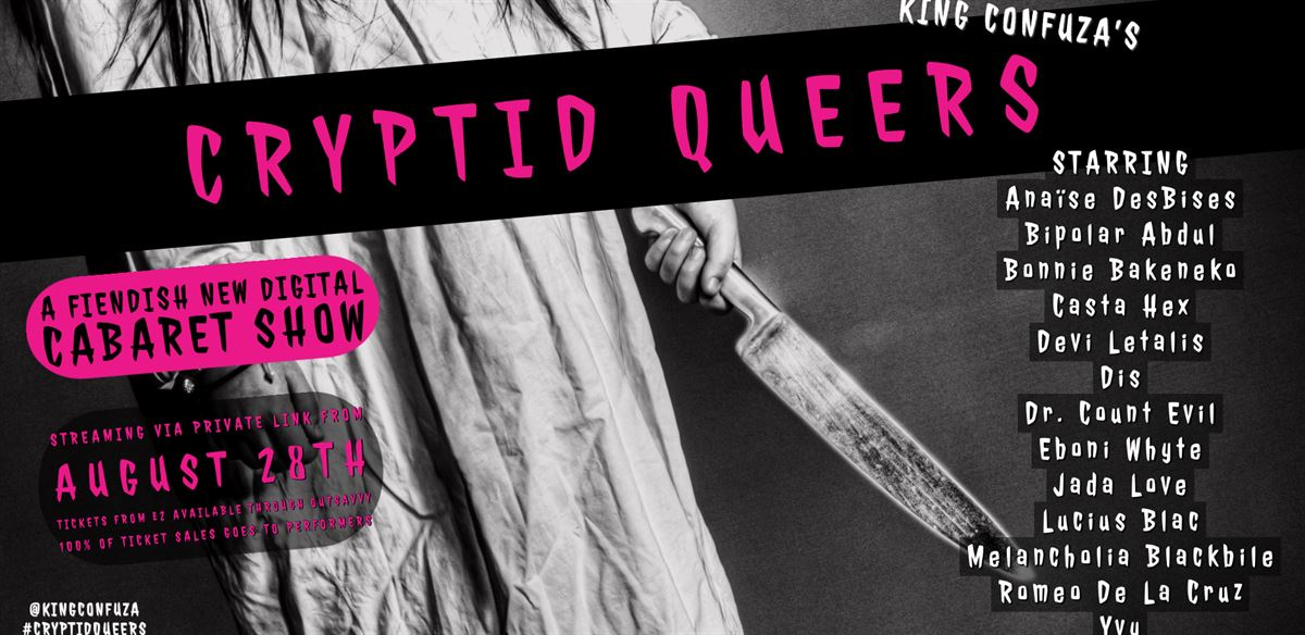 King Confuza's Cryptid Queers tickets