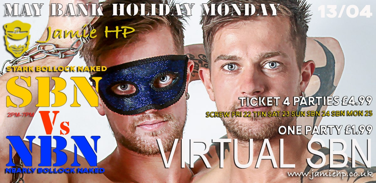 Virtual SBN Vs NBN AMY BANK HOLIDAY tickets
