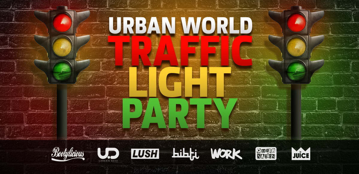 Urban World Traffic Light Party tickets