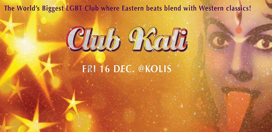 Club Kali's Christmas Cracker Party tickets