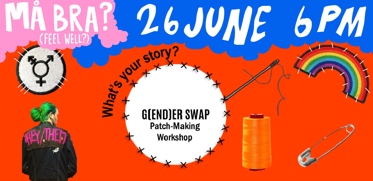 Ma Bra? G(end)er Swap Patch Making: What's Your Story?  tickets