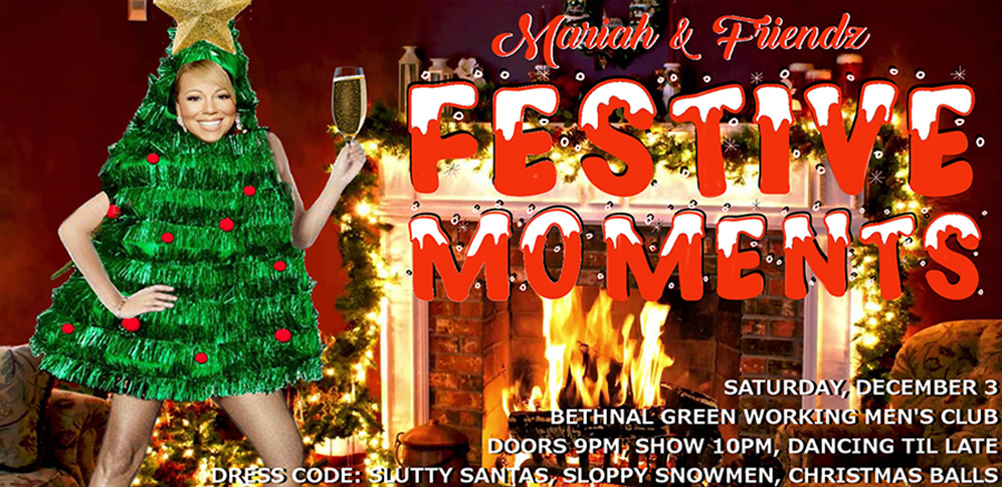 Mariah & Friendz: Festive Moments! tickets