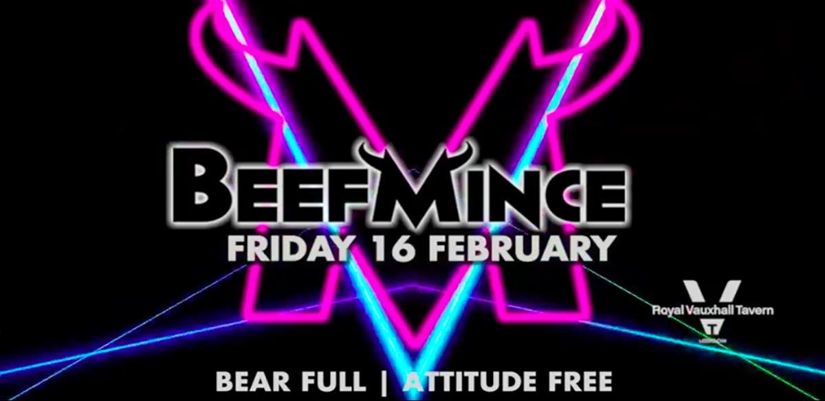 BEEFMINCE feat. Lee Harris