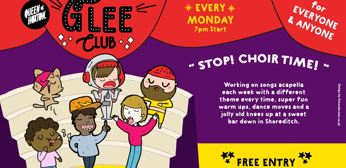 Glee Club!
