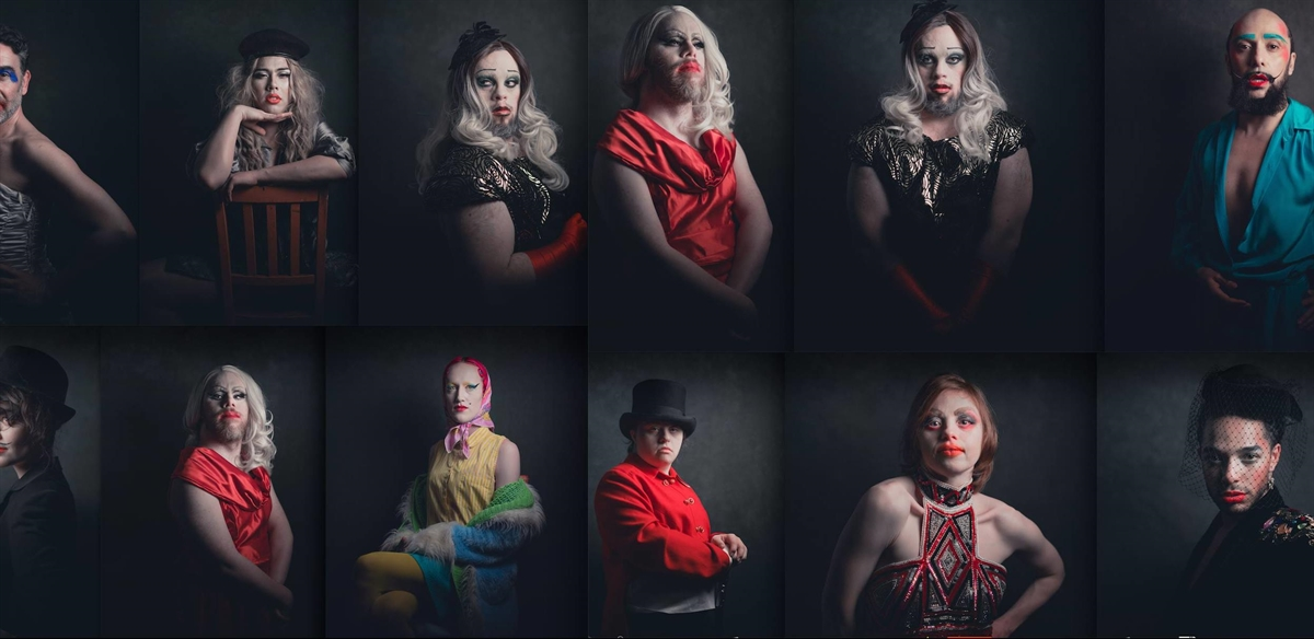 Drag Syndrome at VFD tickets