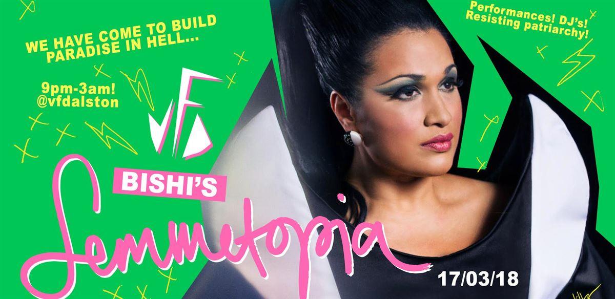 Bishi's Femmetopia! tickets