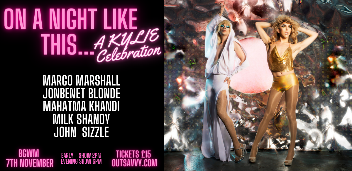 On A Night Like This.. A Kylie Celebration  tickets