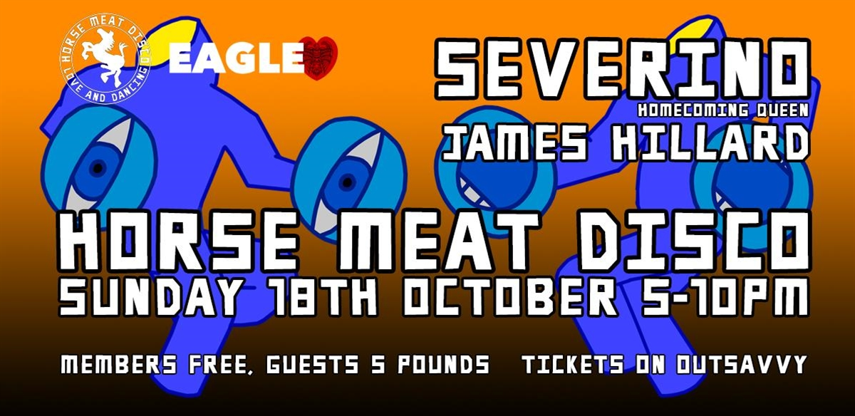 HORSE MEAT DISCO tickets