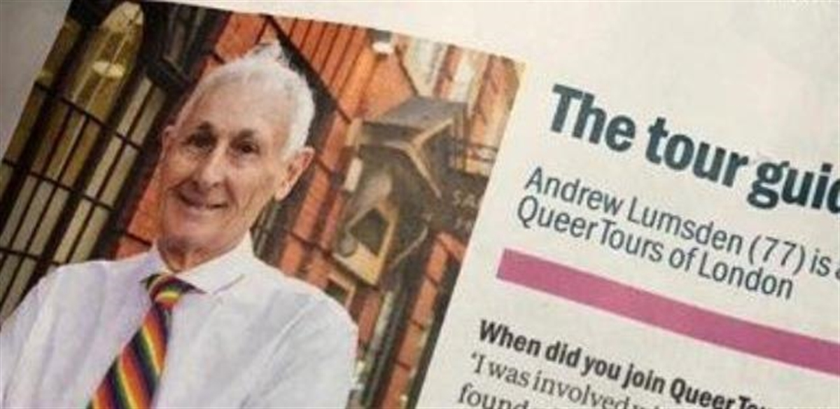 Gay Professional Network: social and business networking with guest speaker Andrew Lumsden  tickets
