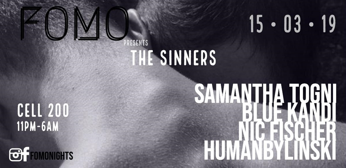THE SINNERS tickets