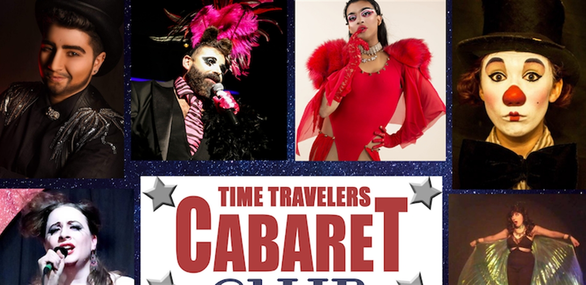 Time Travelers Cabaret Club at The Glory tickets