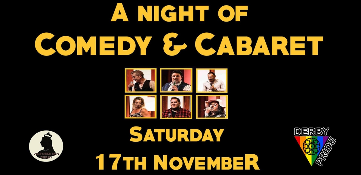 A night of Comedy and Cabaret tickets