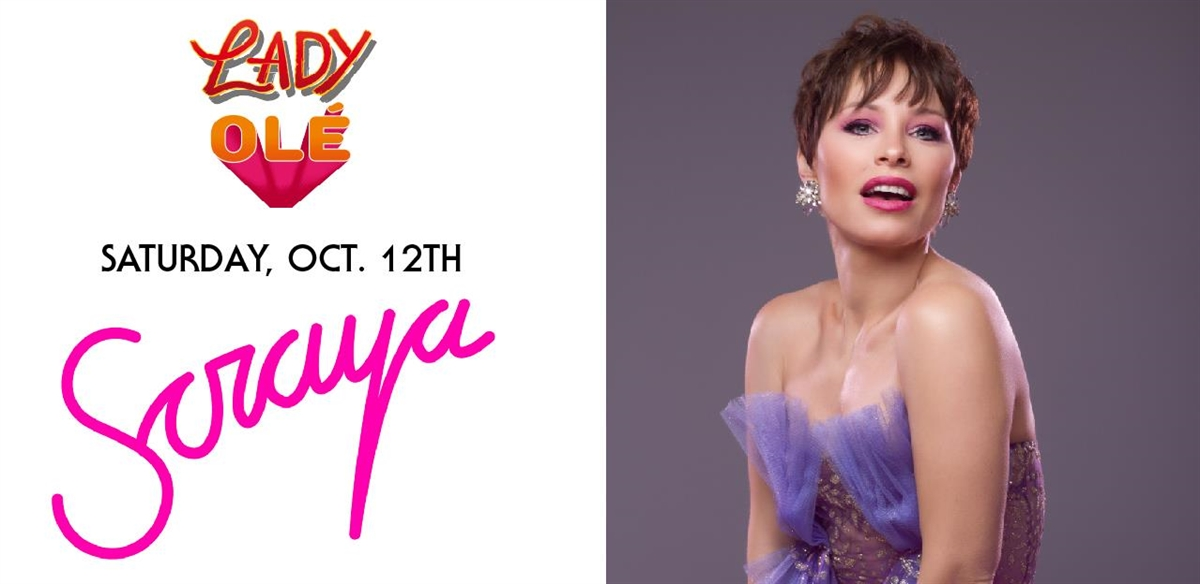 Lady Ole presents 80s Disco Drama w. Soraya Arnelas (Live!) tickets