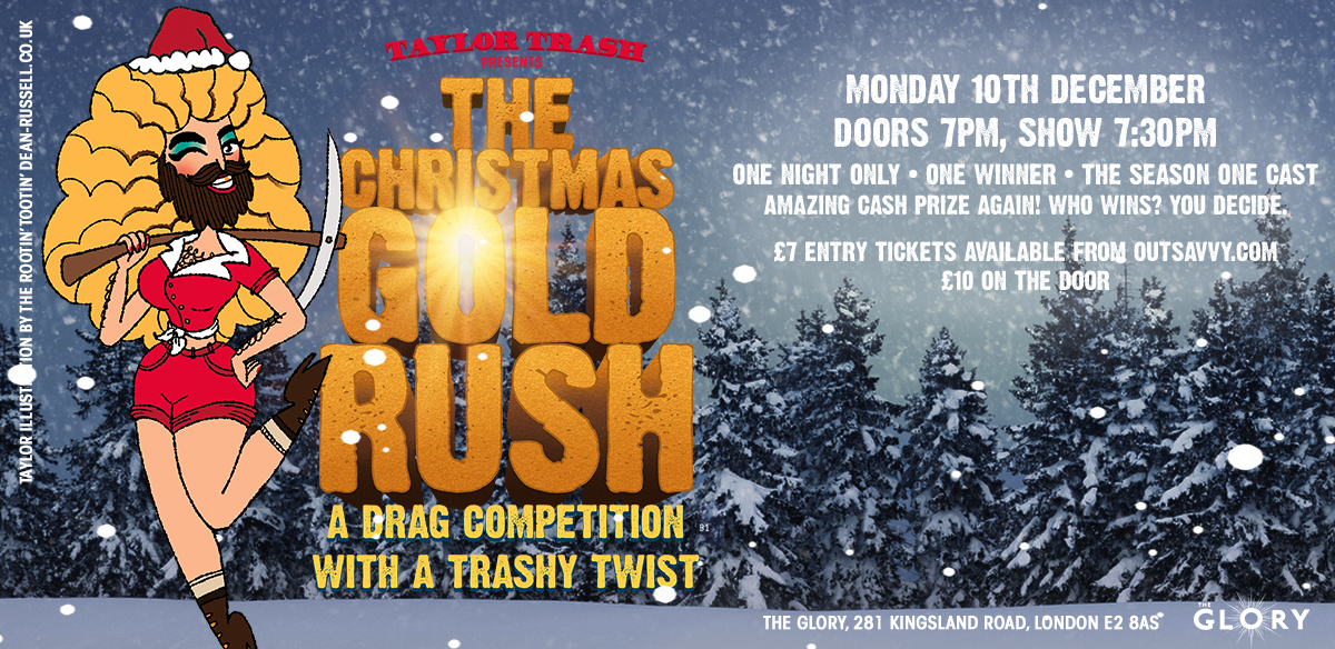 The Christmas Gold Rush tickets