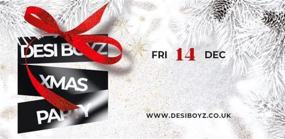 Desi Boyz - Xmas Party  tickets