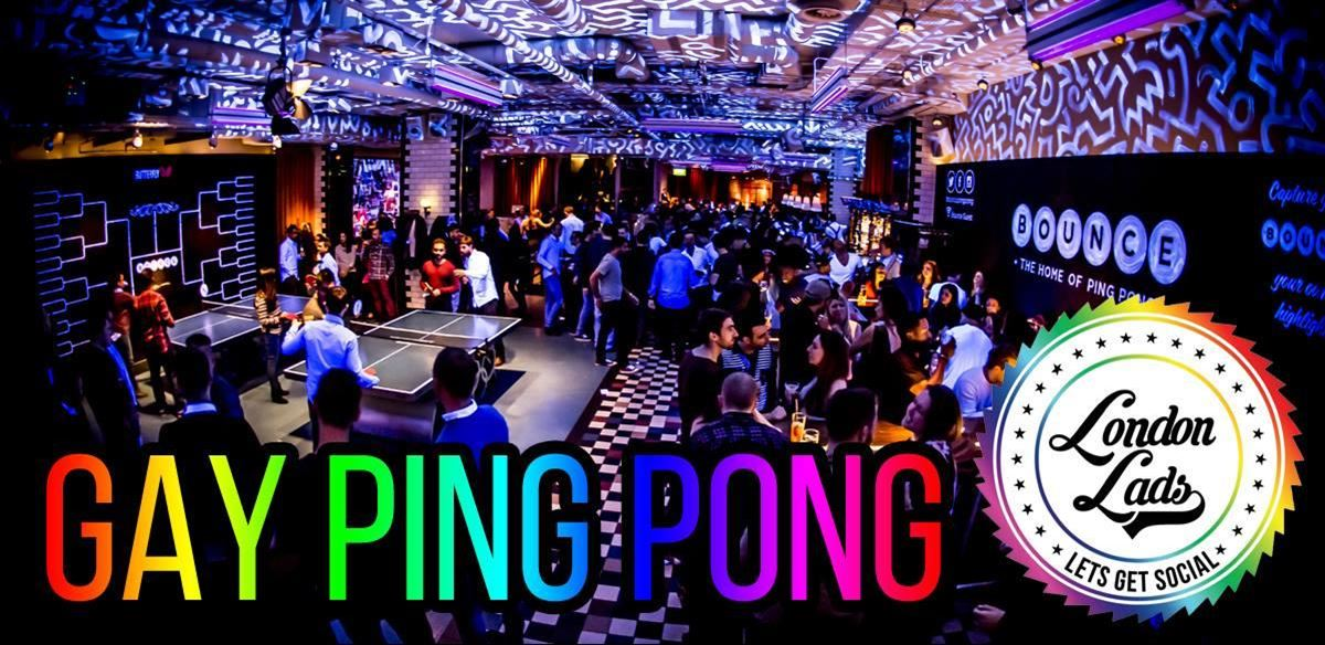 November Gay Ping Pong & Wonderball