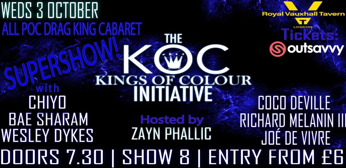 The KOC Initiative IX: Super Show! tickets